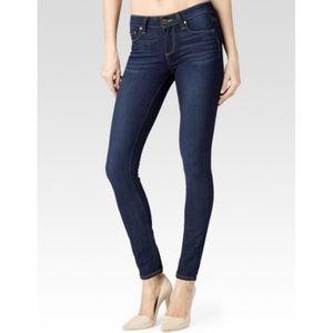 Paige VERDUGO skinny jeans blue size 25